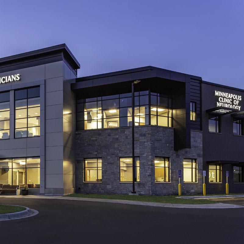 GROVE CIRCLE MEDICAL BUILDING